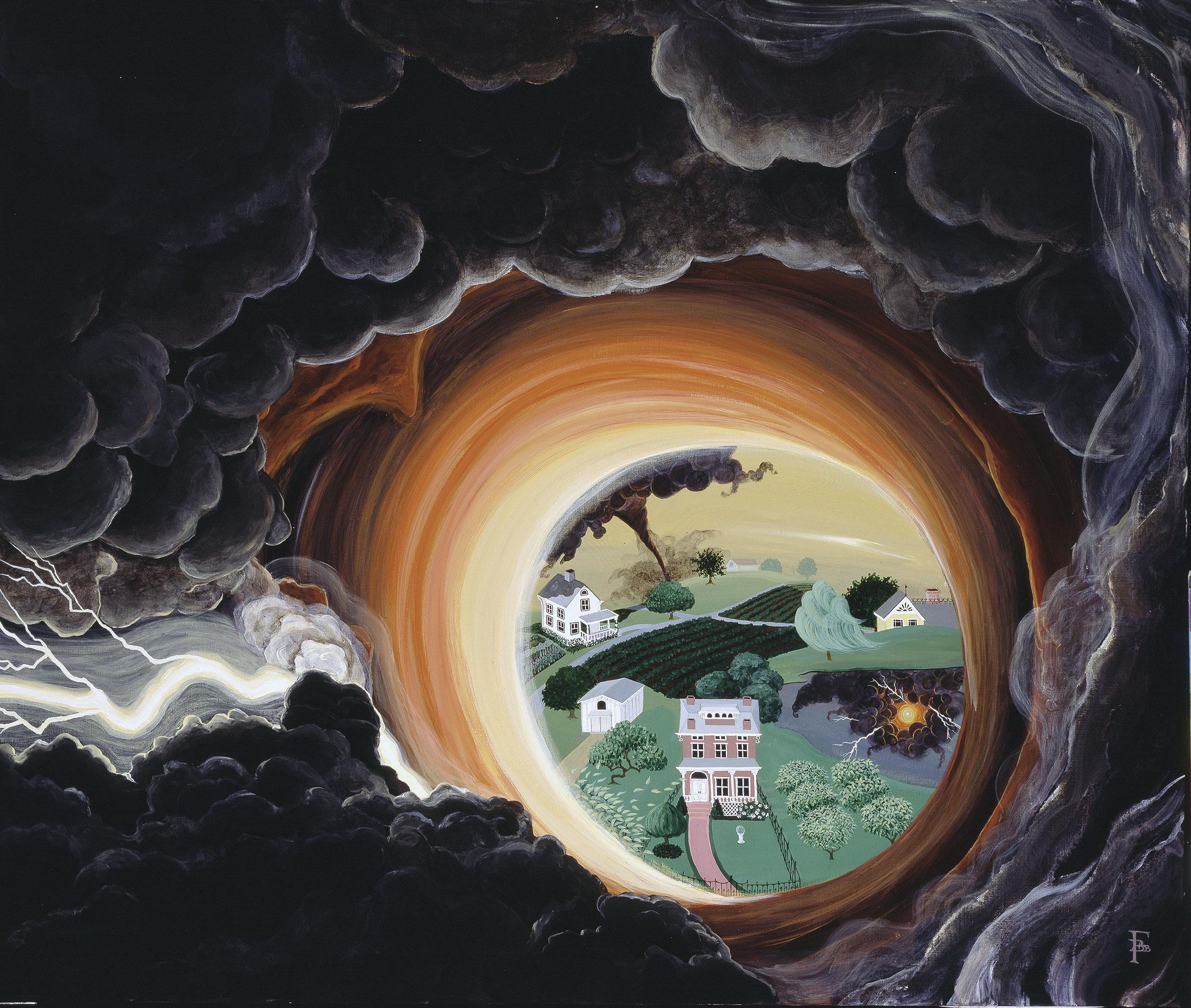 Eye of the Tornado