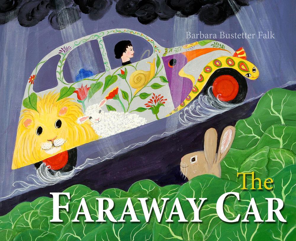The Faraway Car Book Cover