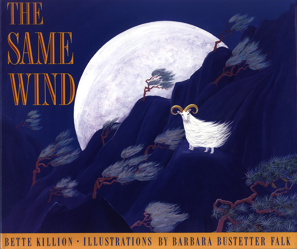 The Same Wind Book Cover