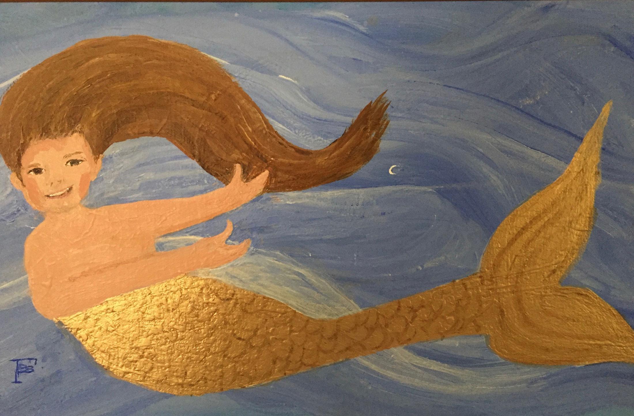 Mermaid Ella